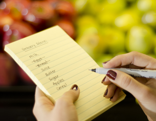 Build your shopping list at Frank's Shop-Rite